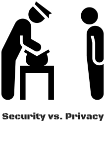 Security vs. Privacy