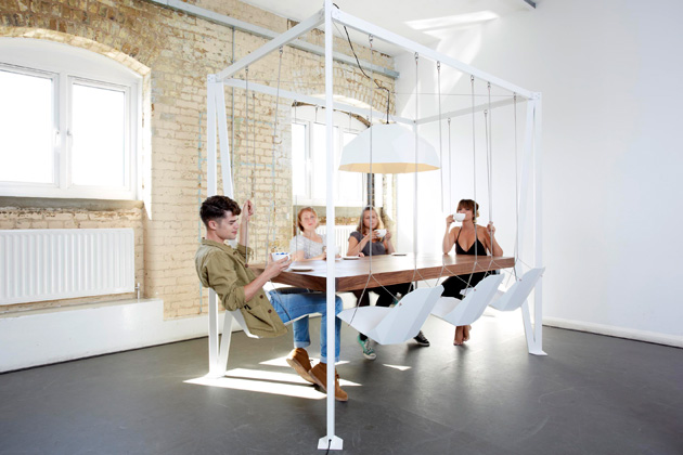 swingset conference table
