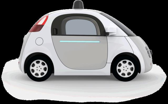 Google self driving car prototype