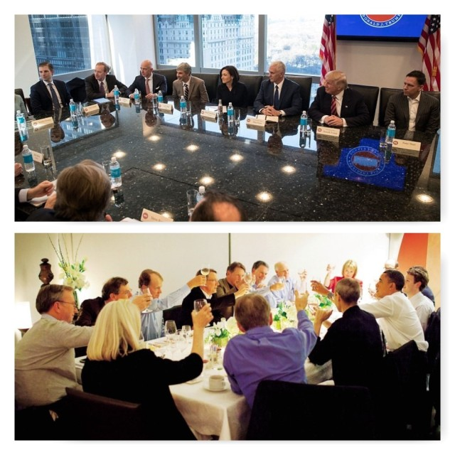 trump-obama-silicon-valley-ceo-meetings